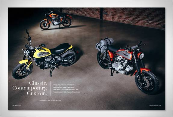 Revista Iron & Air - Imagem - 3