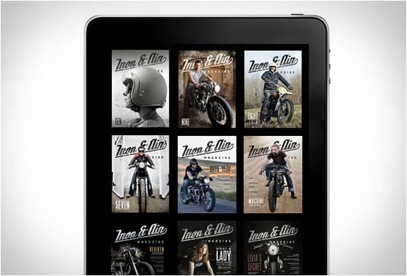 Revista Iron & Air - Imagem - 5