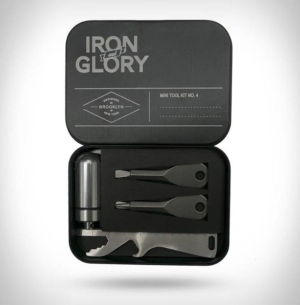 Kits de Ferramentas | Iron & Glory - Imagem - 4