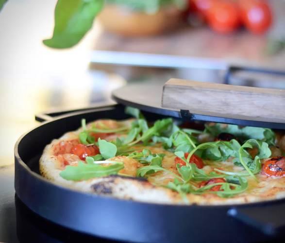 Panela de Fogão para Pizza - Imagem - 2