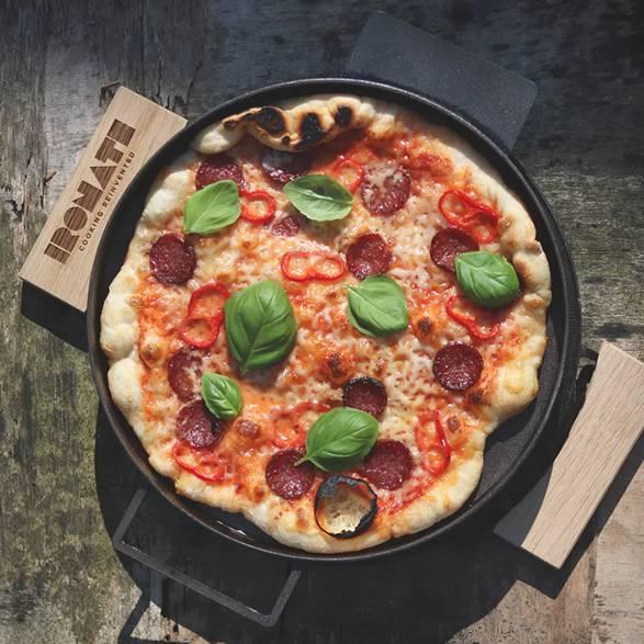 Panela de Fogão para Pizza - Imagem - 5