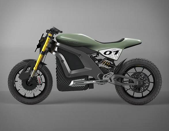 Motocicleta Elétrica Italian Volt - Imagem - 2