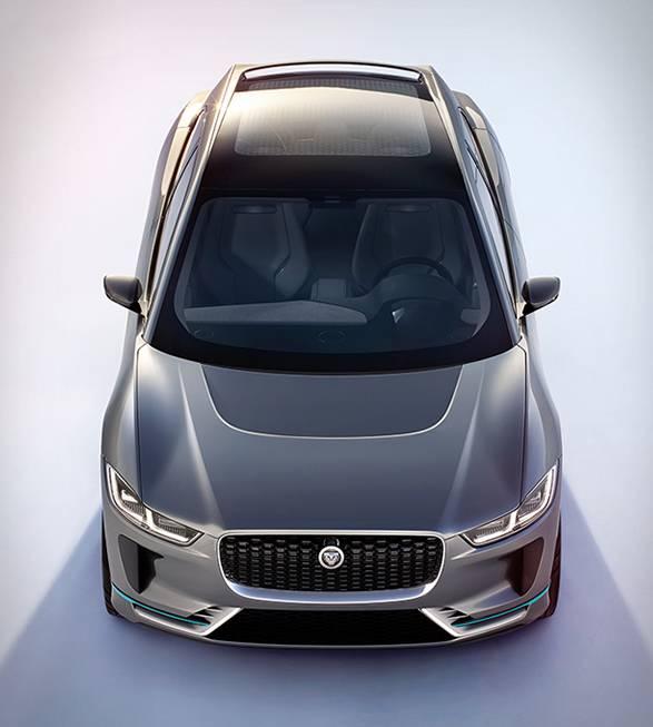 Jaguar I-PACE - Imagem - 5