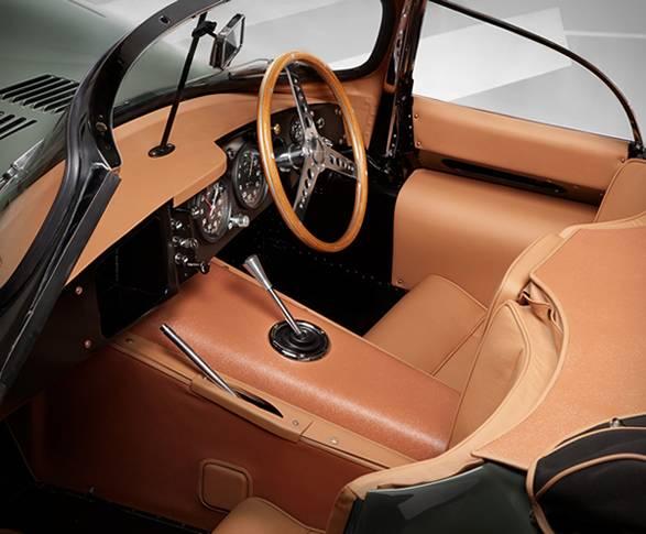 Jaguar XKSS - Imagem - 4