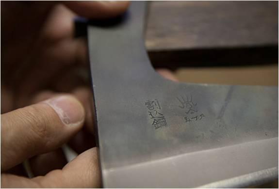 Machados Japoneses Feitos à mão - Imagem - 3
