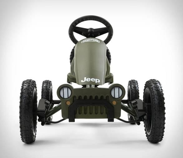 Jeep Pedal Go Kart - Imagem - 2