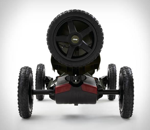 Jeep Pedal Go Kart - Imagem - 3