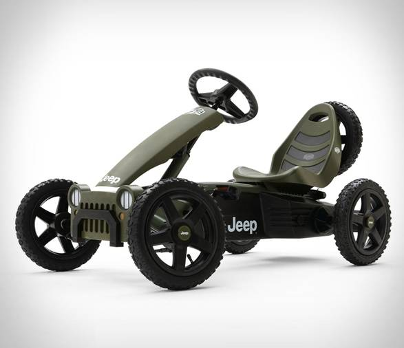Jeep Pedal Go Kart - Imagem - 4