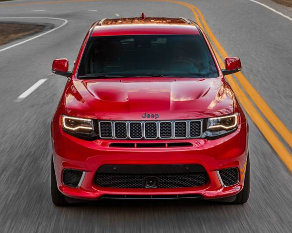Jeep Grand Cherokee - Imagem - 5
