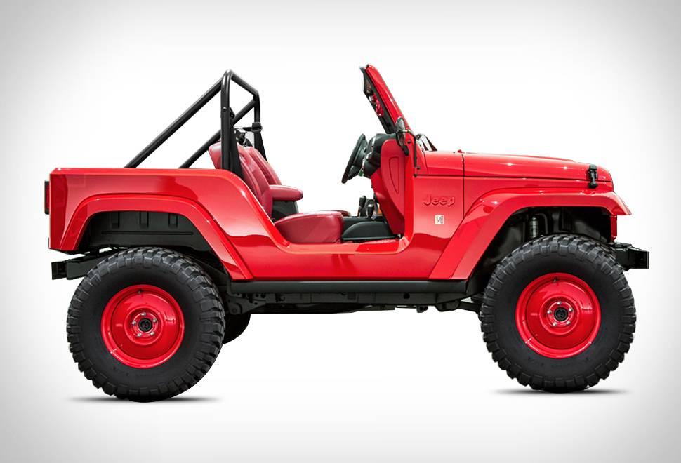 Jeep Shortcut - Imagem - 1