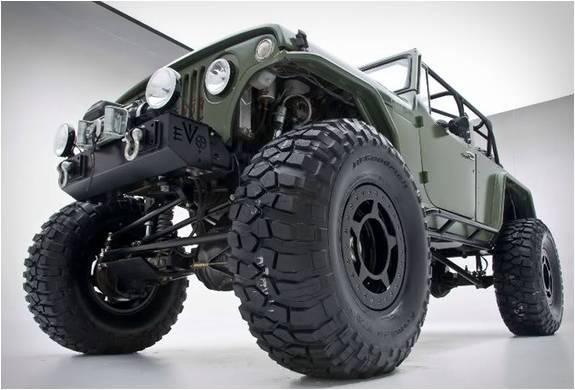 Terra Crawler da Jeep - Por RCH Designs - Imagem - 2