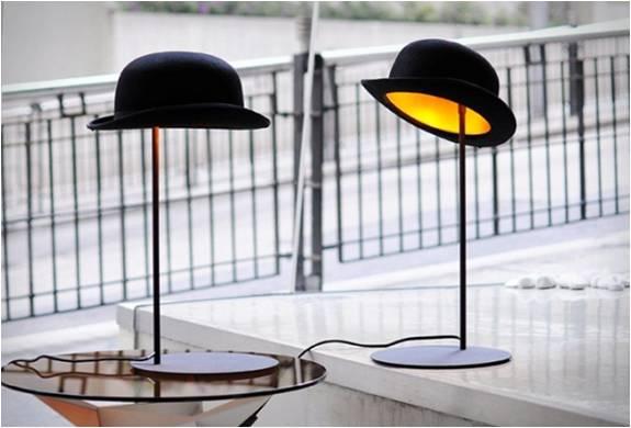 LÂMPADA CHAPÉU - JEEVES TABLE LAMP - Imagem - 3
