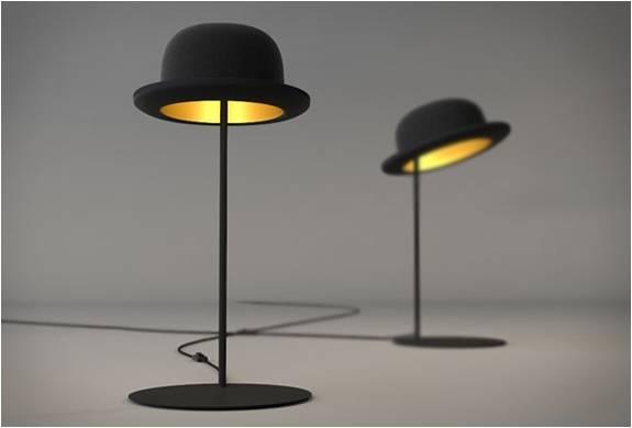 LÂMPADA CHAPÉU - JEEVES TABLE LAMP - Imagem - 4