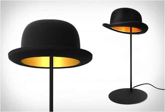 LÂMPADA CHAPÉU - JEEVES TABLE LAMP - Imagem - 5