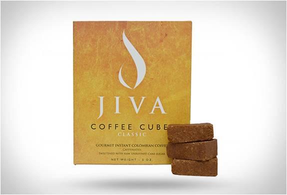 CUBOS DE CAFÉ JIVA - Imagem - 2