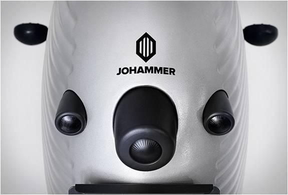 MOTO ELÉTRICA JOHAMMER J1 - Imagem - 4