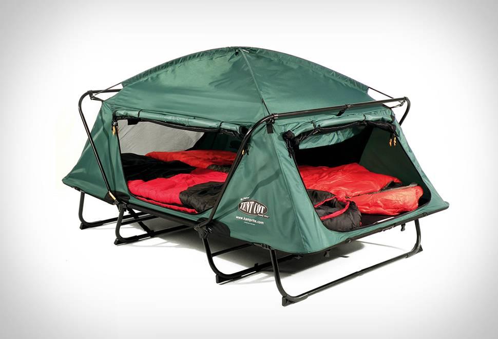 Barraca Dupla de Camping | Kamp-Rite Tent Cot - Imagem - 1