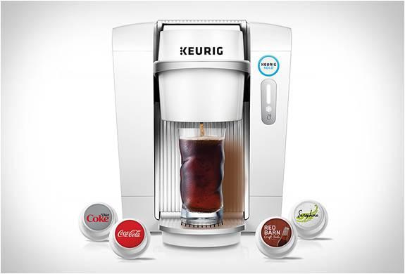Máquina de Bebidas Keurig Kold - Permite que você faça refrigerantes de verdade na sua própria casa - Imagem - 2