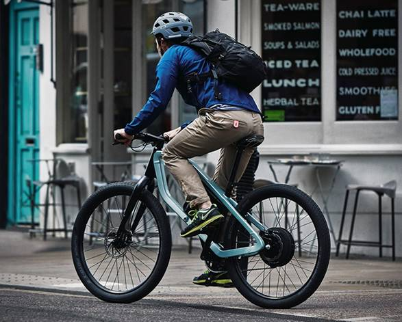 Bicicleta Urbana Klever X E-Bike - Imagem - 2
