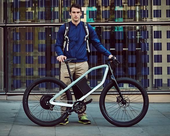 Bicicleta Urbana Klever X E-Bike - Imagem - 3