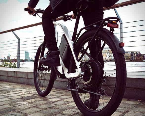 Bicicleta Urbana Klever X E-Bike - Imagem - 5