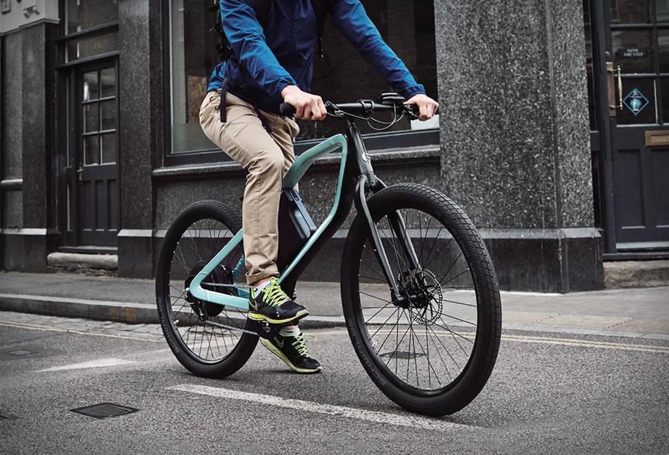 Bicicleta Urbana Klever X E-Bike - Imagem - 1