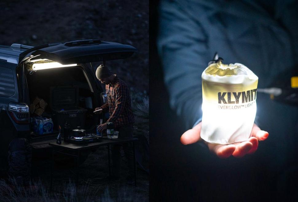 Lanterna de acampamento - KLYMIT EVERGLOW LIGHT TUBE - Imagem - 1