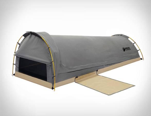 Tenda Kodiak de Lona Swag - Imagem - 3