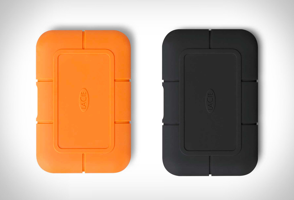 Disco Externo - Lacie Rugged SSD Drive