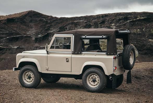 Land Rover Heritage D90 - Imagem - 3