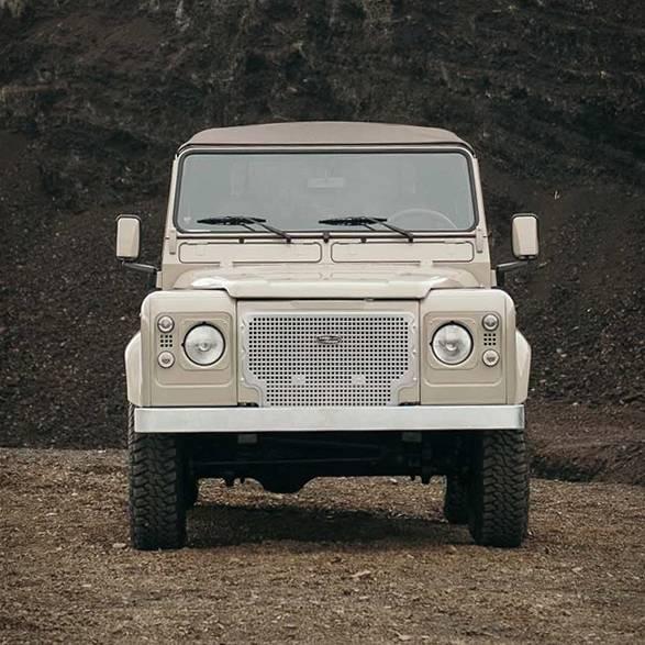 Land Rover Heritage D90 - Imagem - 4
