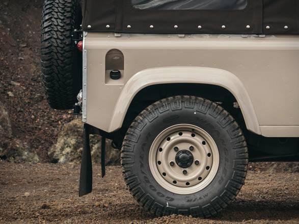 Land Rover Heritage D90 - Imagem - 5