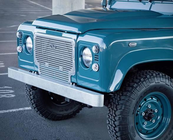 Land Rover D90 Patrimônio - Imagem - 2
