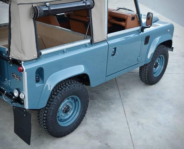 Land Rover D90 Patrimônio - Imagem - 4