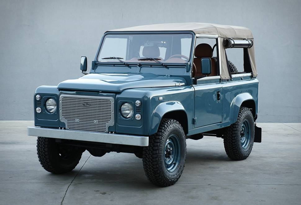 Land Rover D90 Patrimônio - Imagem - 1