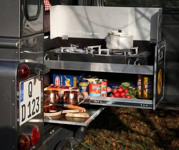 Land Rover Defender Autocaravana - Imagem - 5