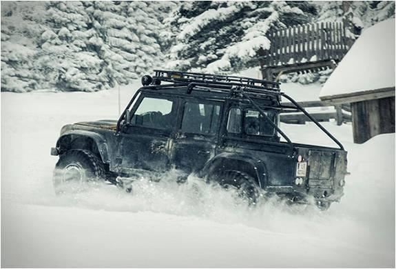 Land Rover - Defender Spectre - Imagem - 3