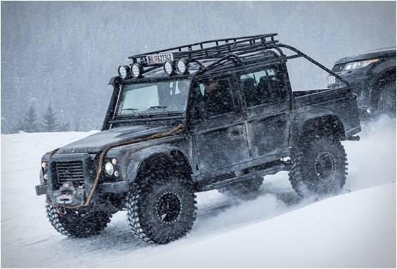 Land Rover - Defender Spectre - Imagem - 4