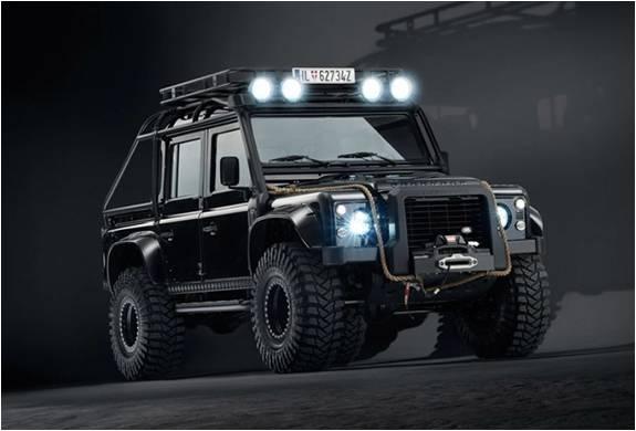 Land Rover - Defender Spectre - Imagem - 5
