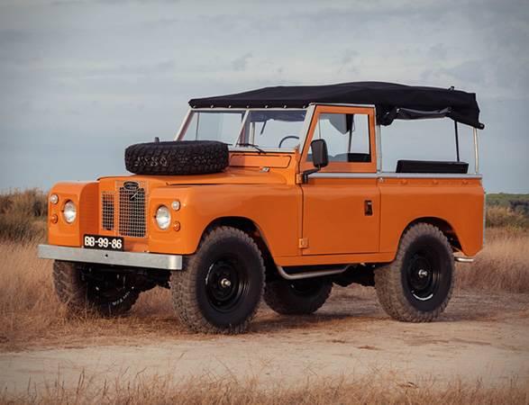 Land Rover Série 2A | Cool & Vintage - Imagem - 2