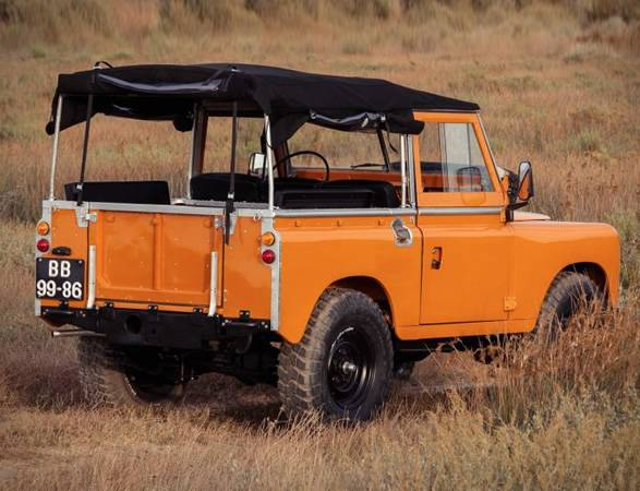 Land Rover Série 2A | Cool & Vintage - Imagem - 3