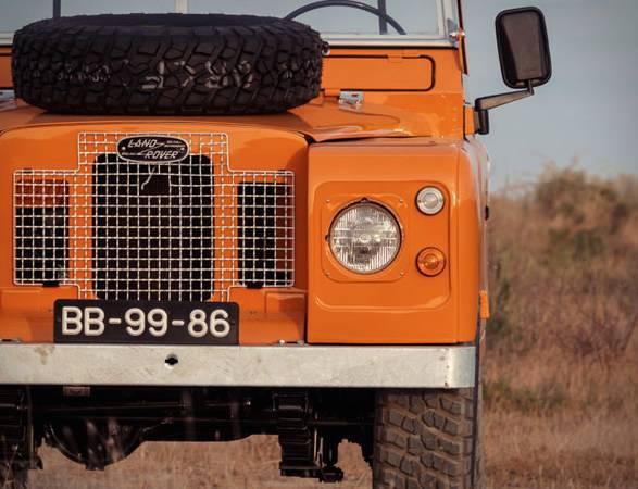 Land Rover Série 2A | Cool & Vintage - Imagem - 4