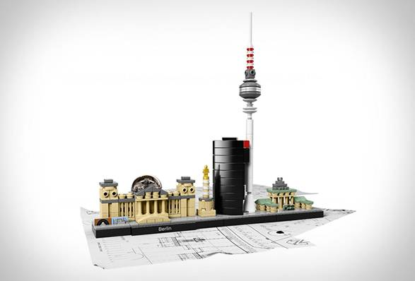 Coleção Arquitetura Skyline | LEGO - Imagem - 2