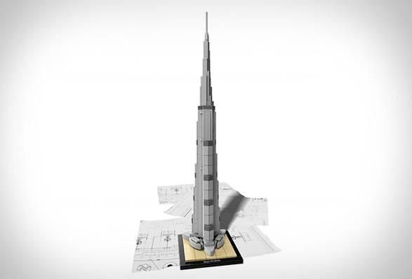 Coleção Arquitetura Skyline | LEGO - Imagem - 3