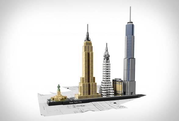 Coleção Arquitetura Skyline | LEGO - Imagem - 4