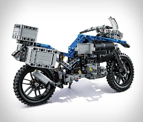 LEGO BMW GS Aventura - Imagem - 2
