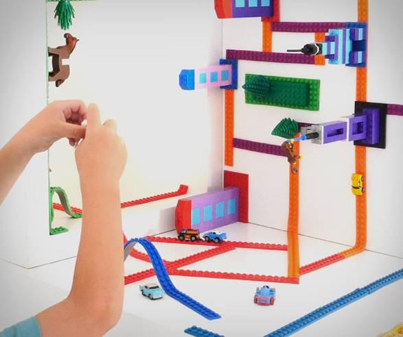 Fita Adesiva compatível com LEGO | Nimuno - Imagem - 5