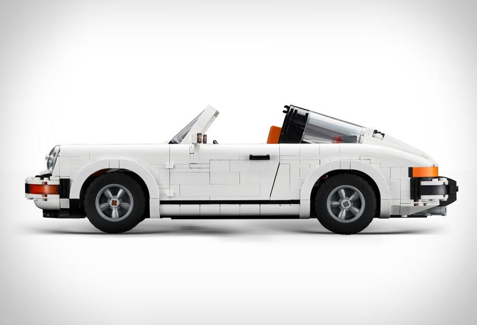 LEGO PORSCHE 911 - Imagem - 1