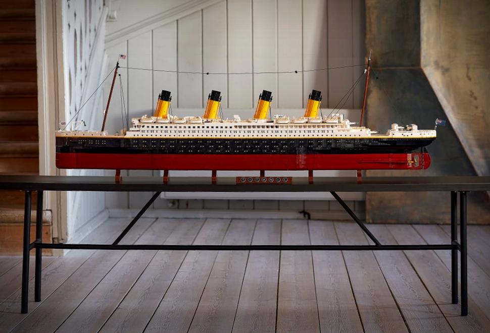 LEGO TITANIC - Imagem - 1
