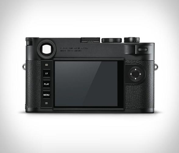 Câmera Digital LEICA M10 MONOCHROM - Imagem - 3